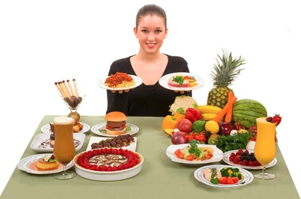 healthy or unhealthy foods